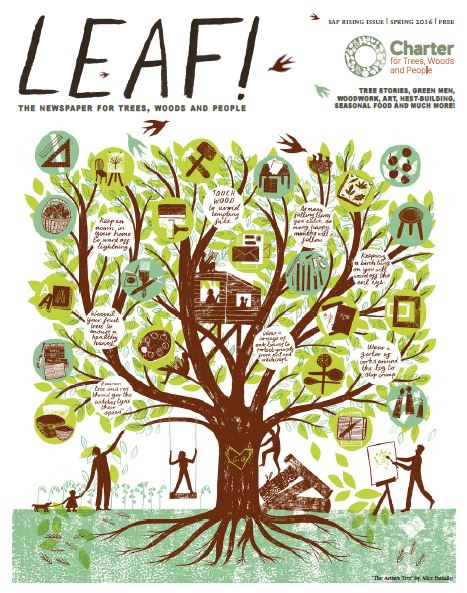 Leaf-cover